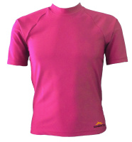 Bad t-shirt, cerise