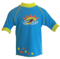 Bad t-shirt, turkos/surf